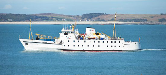 Billet bateau Isles Of Scilly Travel